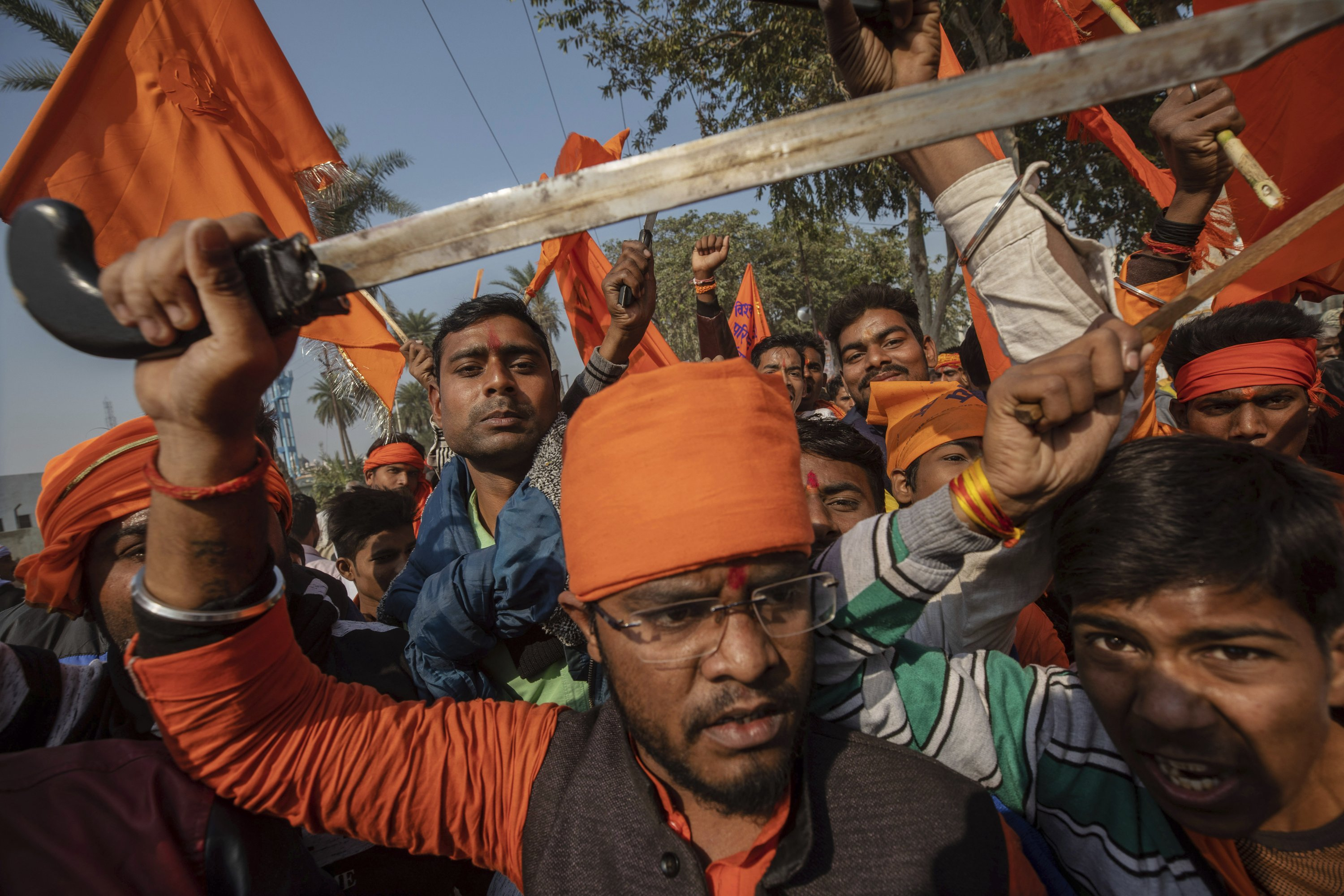 Hindu nationalists hope to consolidate power in Indian vote