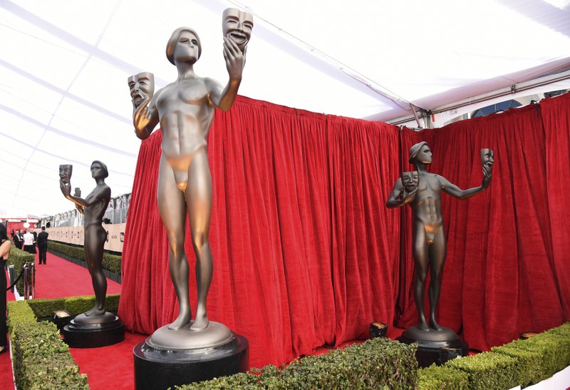 Running list of winners at 24th annual SAG Awards (apnews.com)