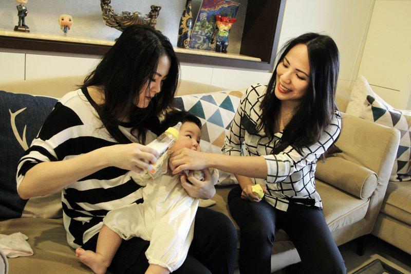 Cindy Su, Lana Yu