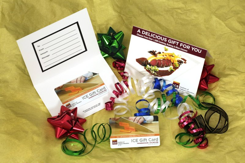 Institute of Culinary Education Gift Cards