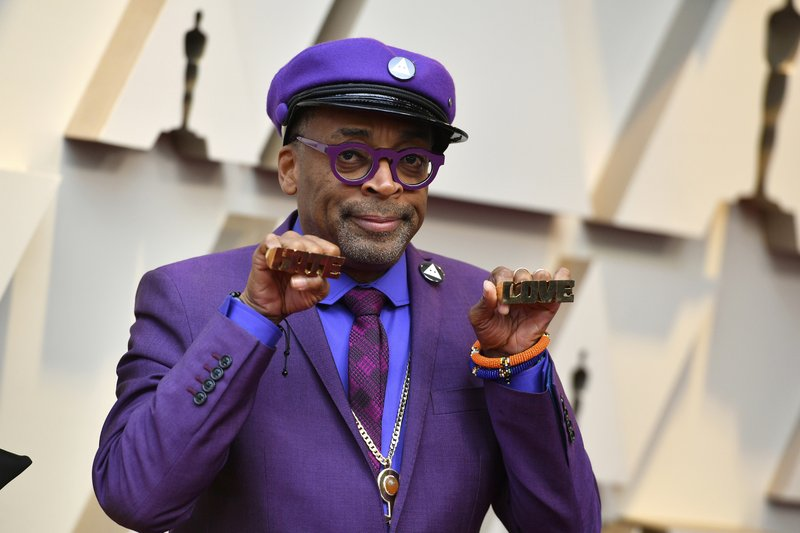 Best Adapted Screenplay 2020 Trump goes after Spike Lee after Oscars speech