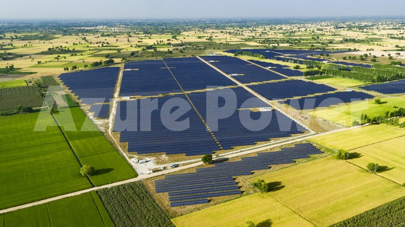Azure Power Wins 130 MW Solar Power Project in Maharashtra