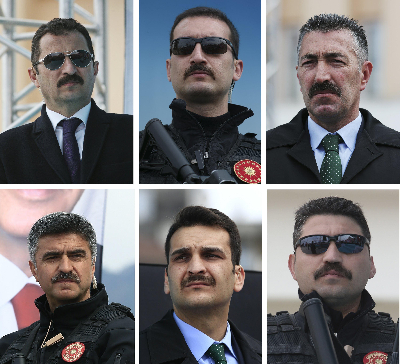 Astonishing Erdogan Style Mustaches Trending In Turkish Ruling Party Schematic Wiring Diagrams Amerangerunnerswayorg