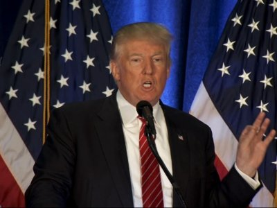 Trump Calls for 'Extreme Vetting' of Immigrants