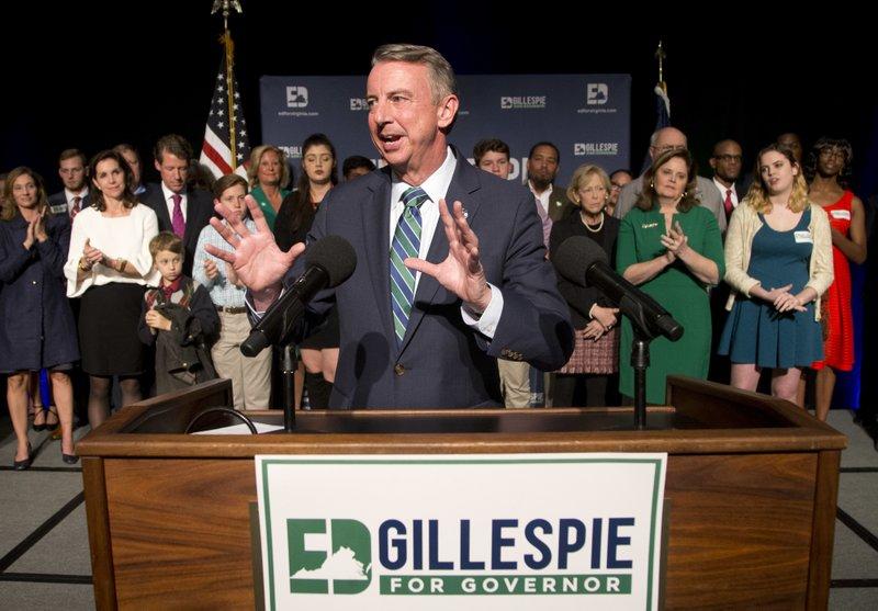 Ed Gillespie,