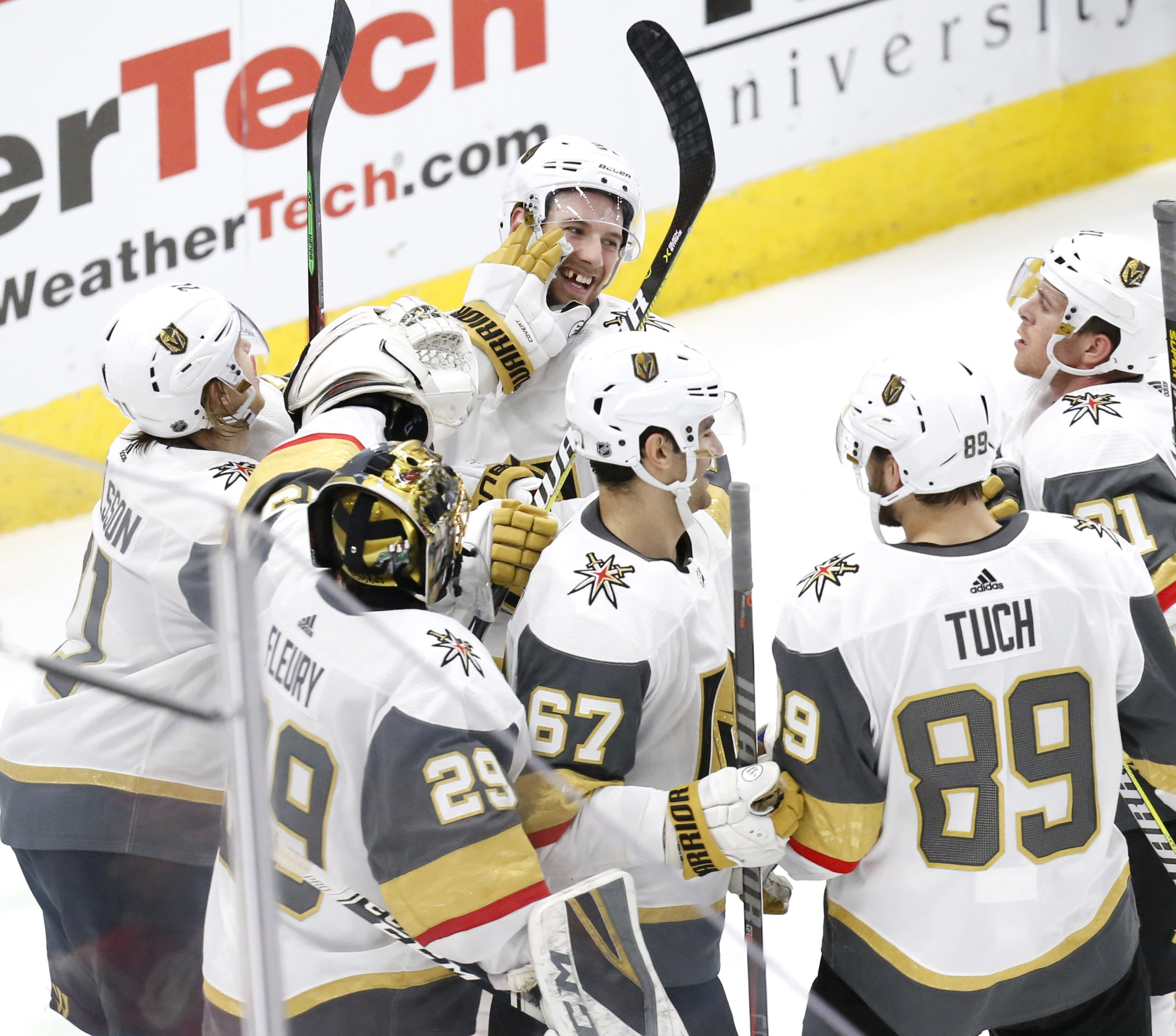 Golden Knights' second act shaping up to rival their first