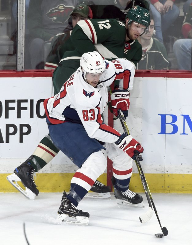Eric Staal, Jay Beagle
