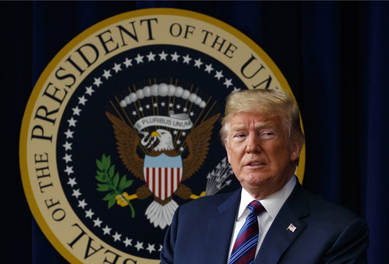 Trump revises Comey firing, Giuliani blasts 'lynching mob'