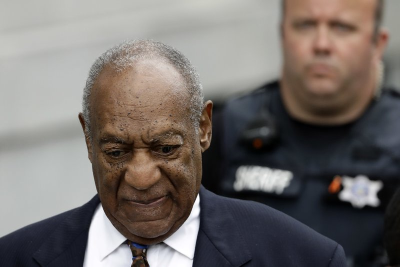 Cosby Sentenced to 3 to 10 Years in State Prison, Denied Bail