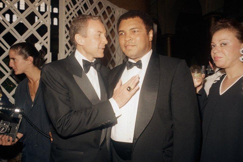 Muhammad Ali, Orrin Hatch