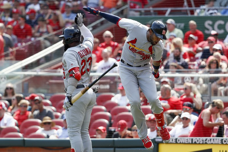 Jose Martinez, Marcell Ozuna
