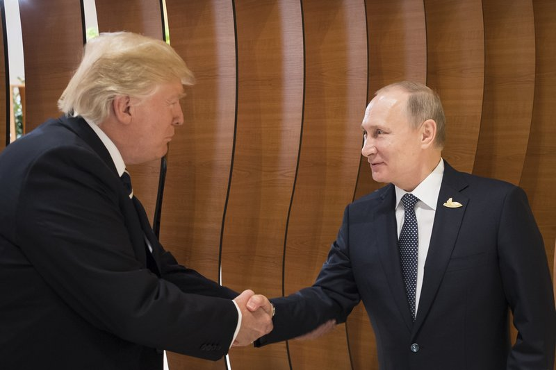 The Latest Russians Ask For Proof Of Election Meddling