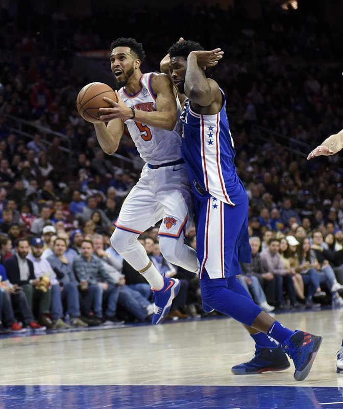 Courtney Lee, Joel Embiid