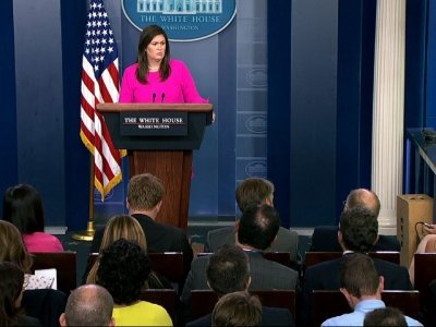WH Explains Threat to Security Clearances