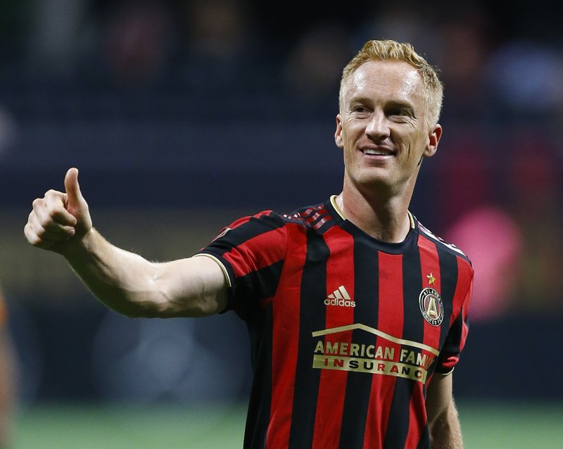 competitive price 9e6bd 746b8 Villalba, Gressel score to lead Atlanta past Toronto 2-0