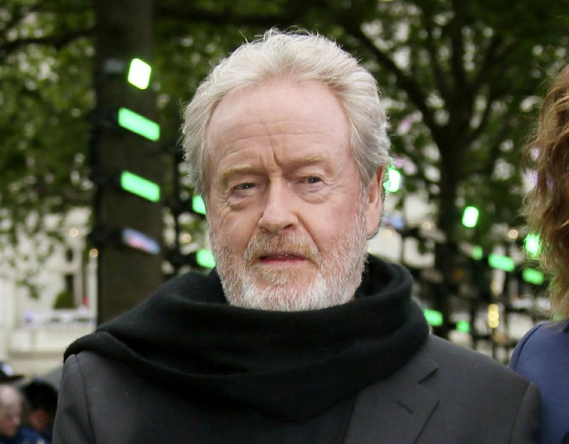 Ridley Scott, Giannina Facio