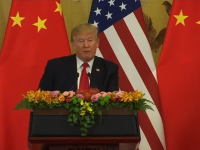 Trump: President Xi Agrees on NKorea Resolutions