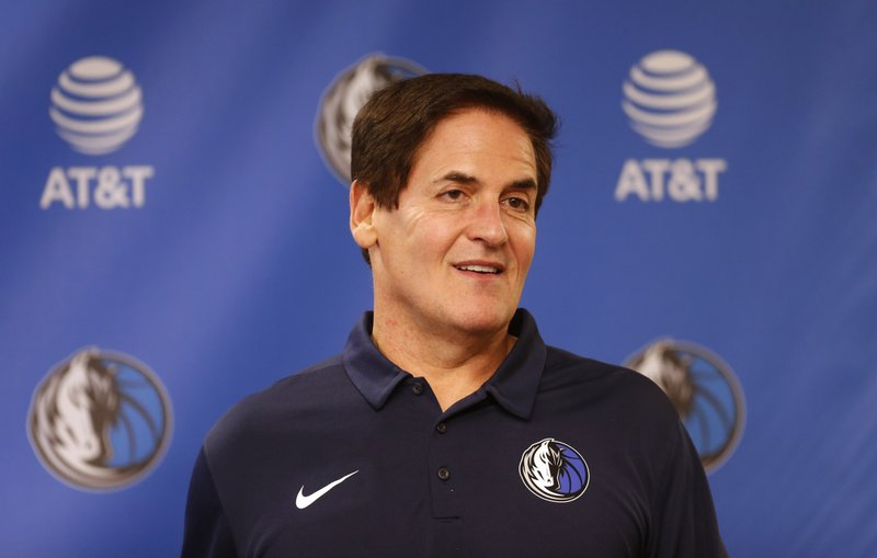 Mavs' Cuban to donate $10 million after probe into workplace harassment