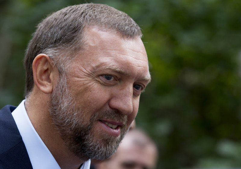 Judge dismisses Russian billionaire's suit against AP