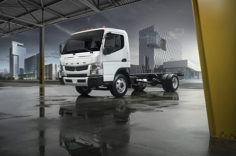 Mitsubishi Fuso Expands Allison Transmission's Presence in Class 4 and Class 5 Truck Market