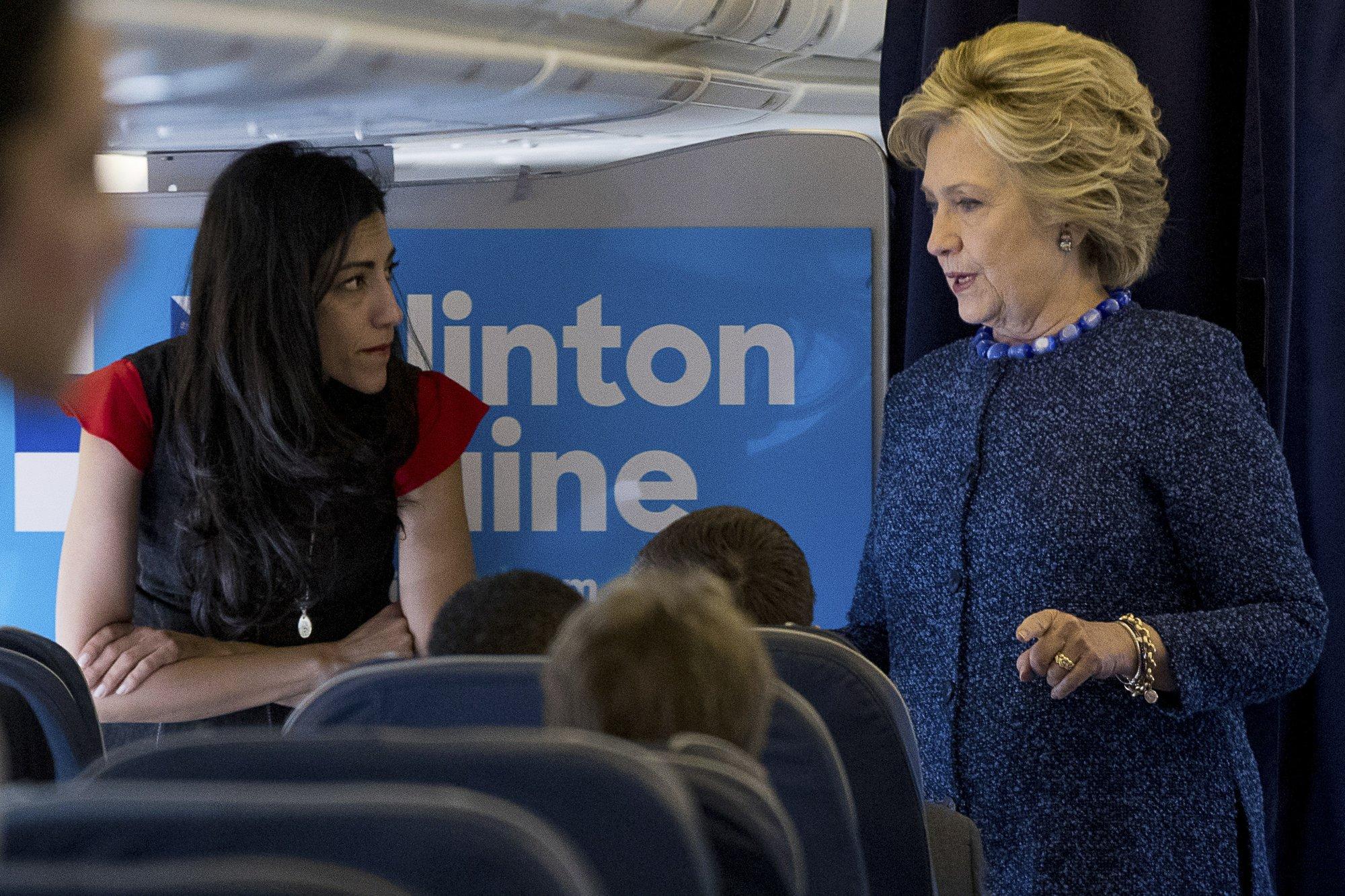 FBI's October surprise complicates race for Hillary Clinton