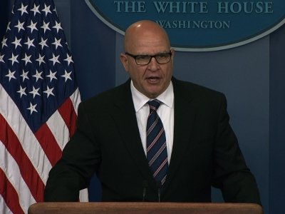 McMaster: Trump Russia Exchange 'Appropriate'