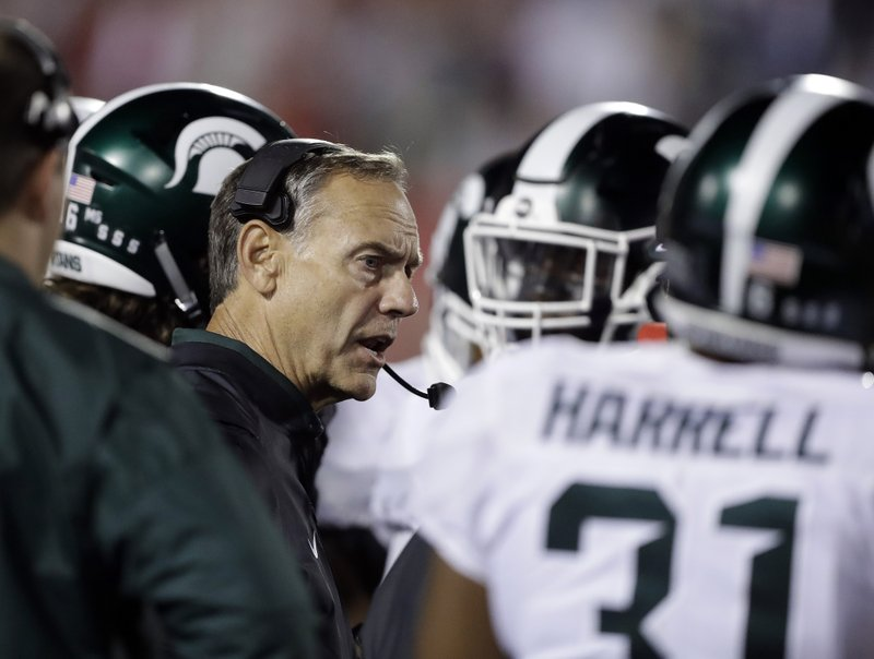 No  17 Spartans face big, early hole after 2nd straight loss