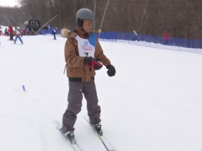 City Kids First In Families To Ski At NJ School