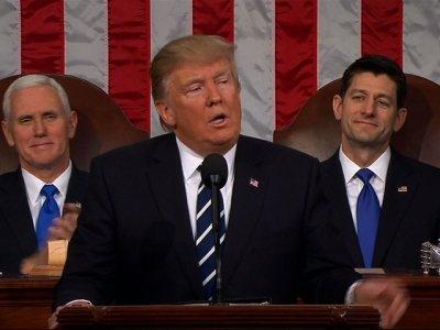 Trump Urges Repealing, Replacing Obamacare