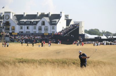 ice man out to conquer british open and the famous collapse
