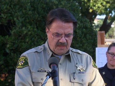 Sheriff Reads Names of Calif. Mudslide Victims