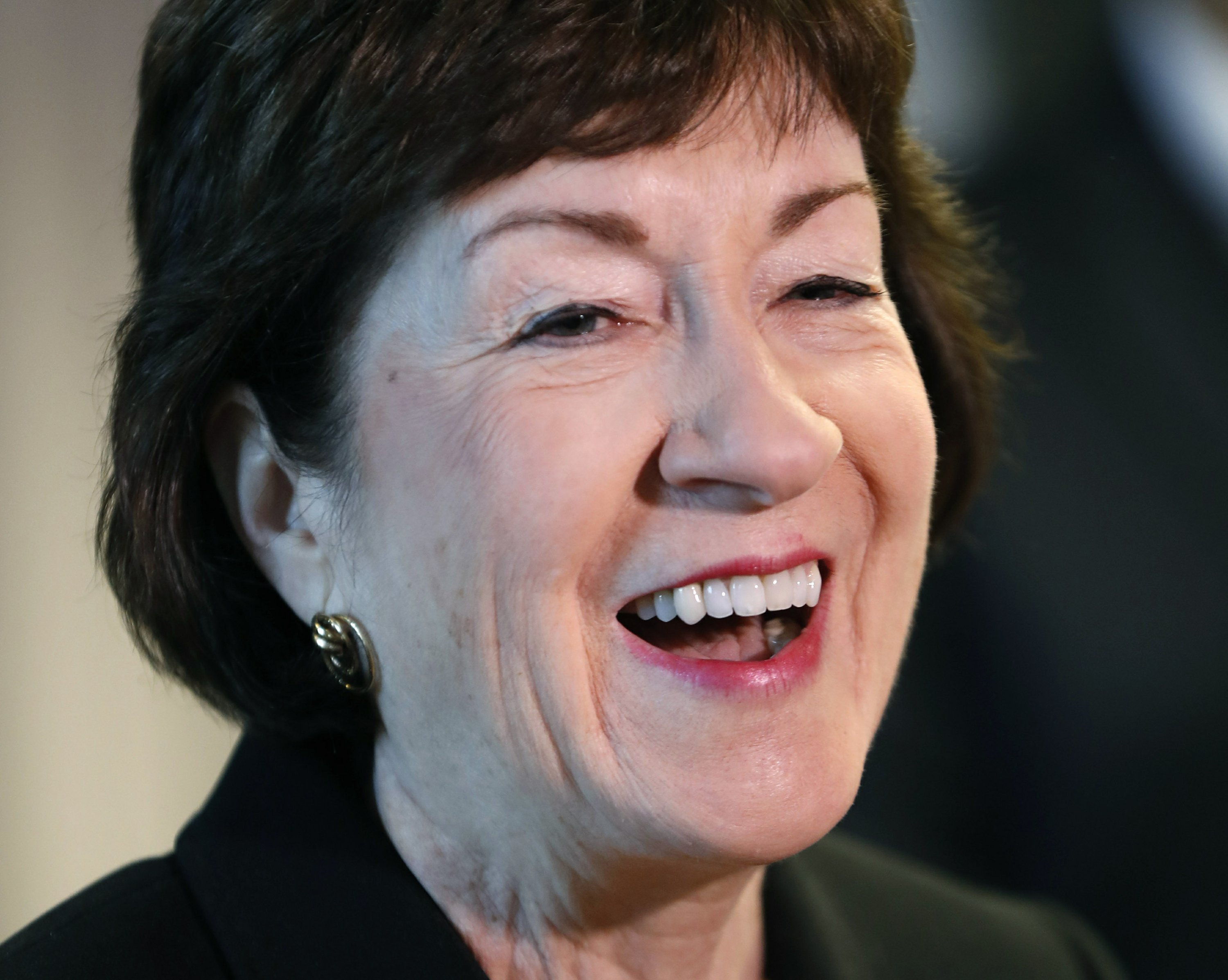 GOP's Collins not running for governor, will stay in Senate