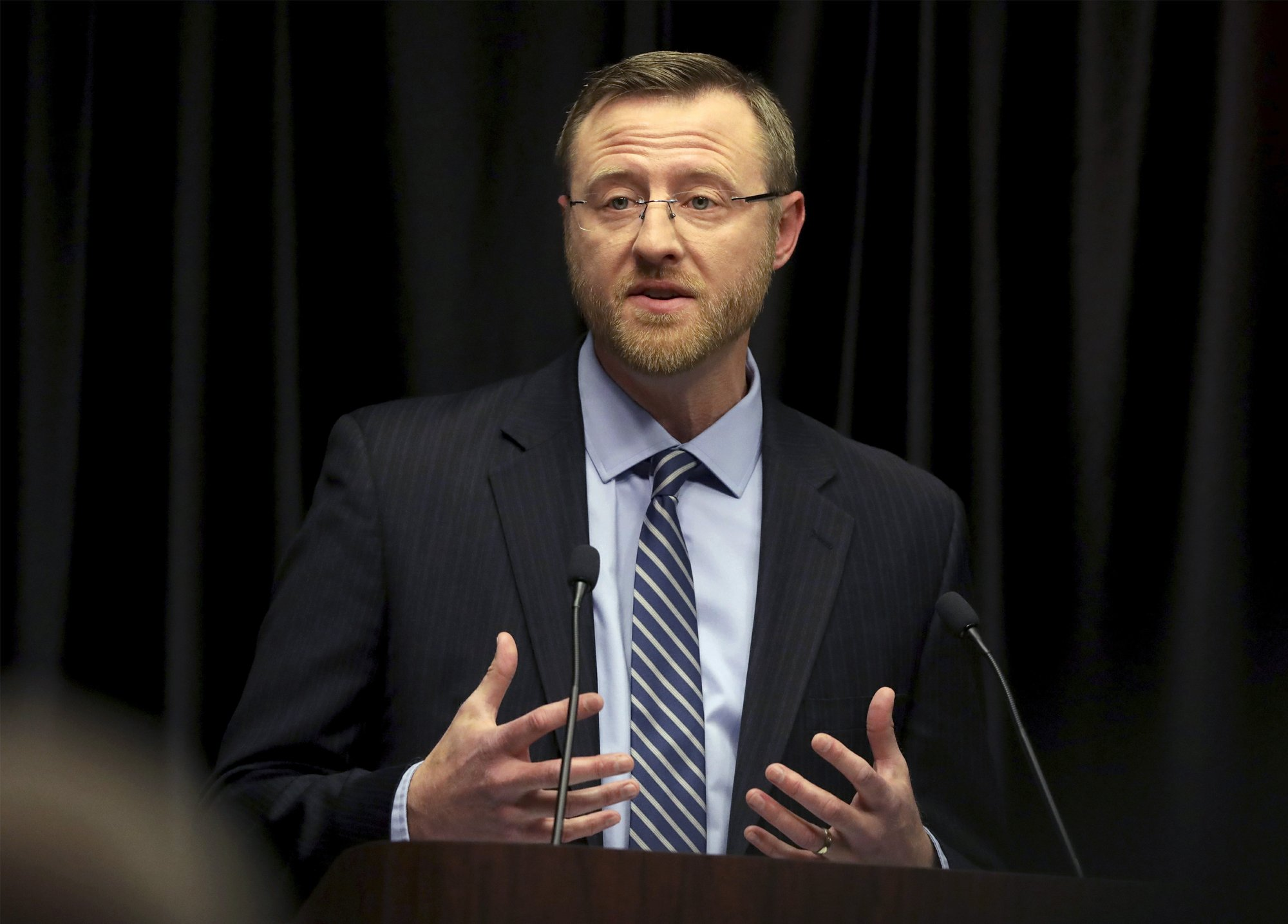GOP group launches ad buy for Hagedorn in Supreme Court race