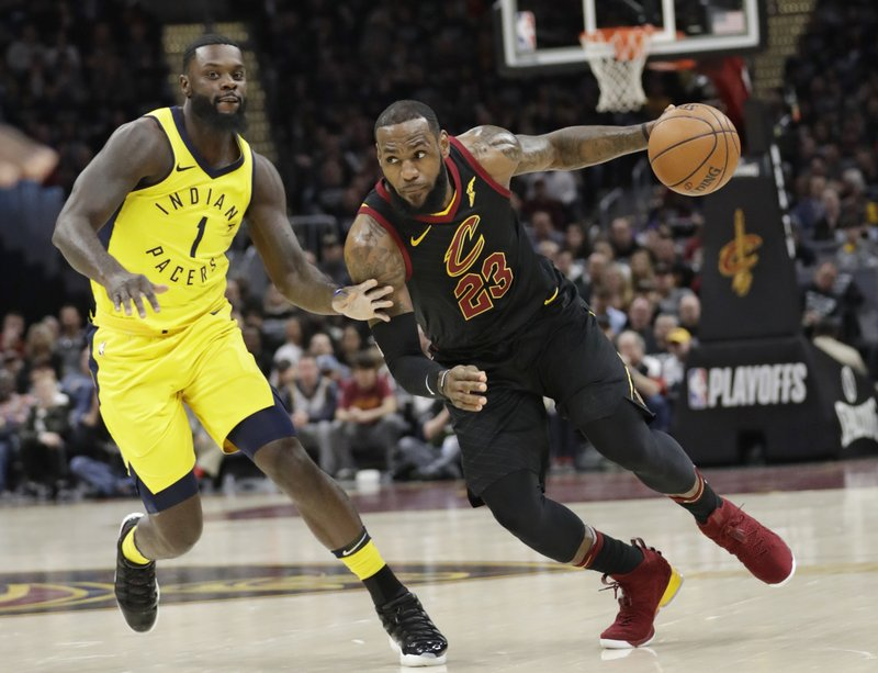 low cost 8b340 8d9c7 LeBron's home loyalty could push him to re-sign with Cavs