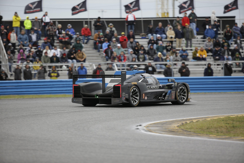 The Latest: Wayne Taylor Racing wins Rolex 24 at Daytona