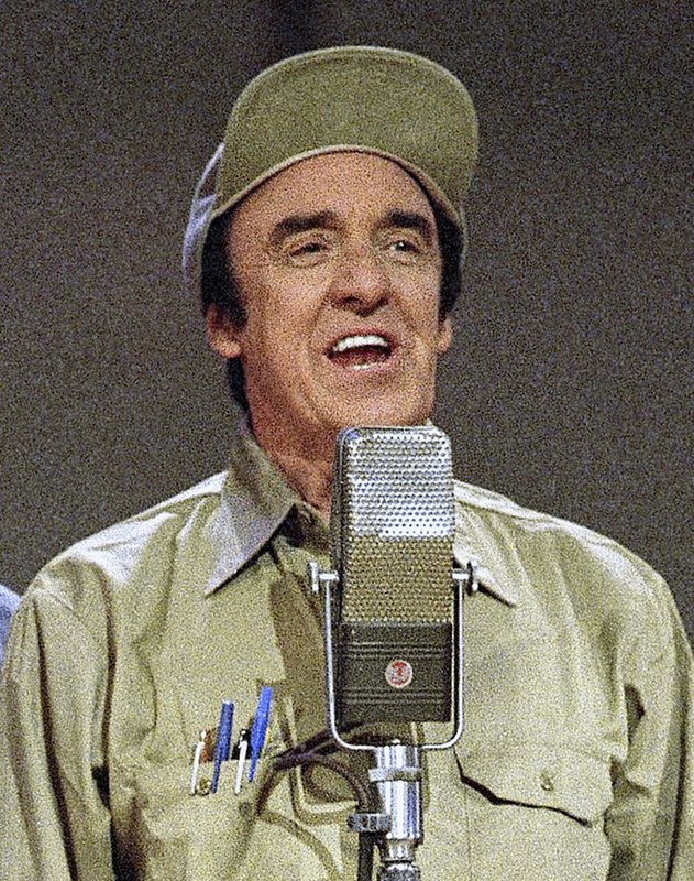 Jim Nabors, George Lindsey