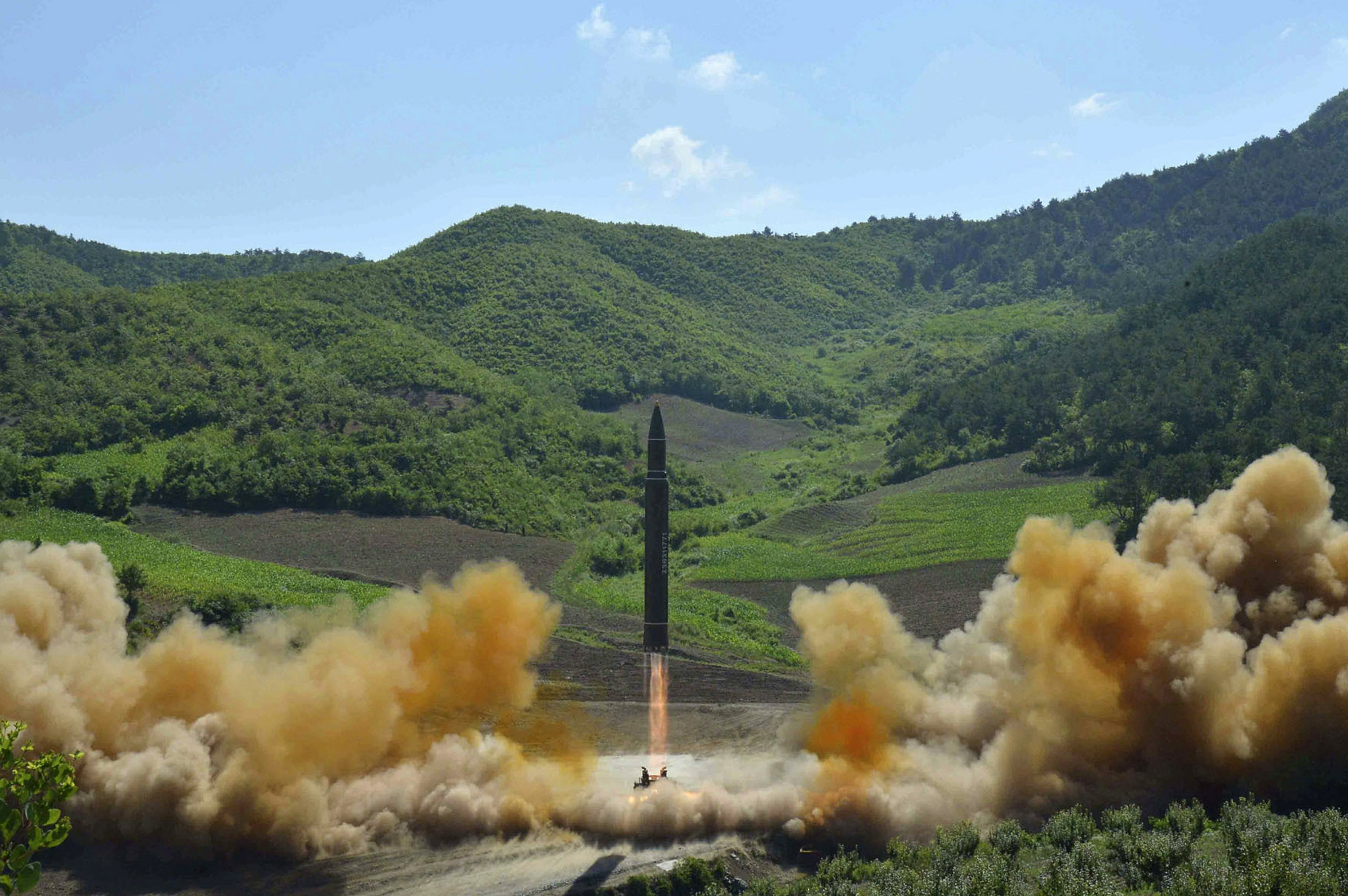 AP reporters on how North Korea, other nations view standoff