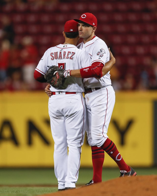 Eugenio Suarez, Joey Votto
