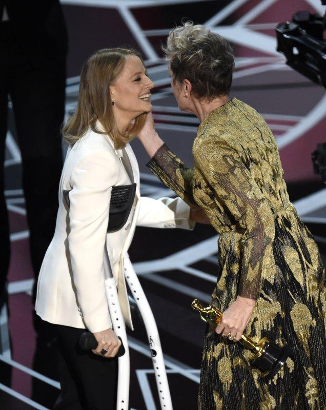 Frances McDormand, Jodie Foster