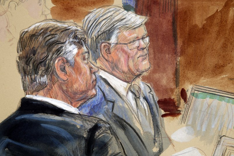 Kevin Downing, Paul Manafort