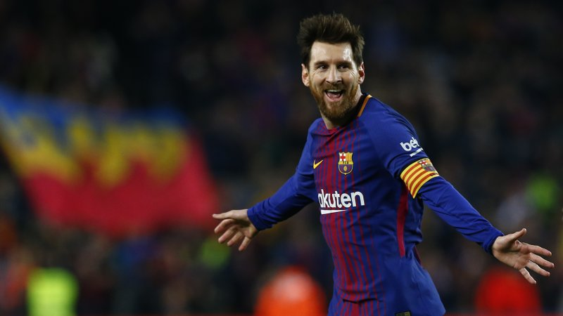 Lionel Messi, Dembele