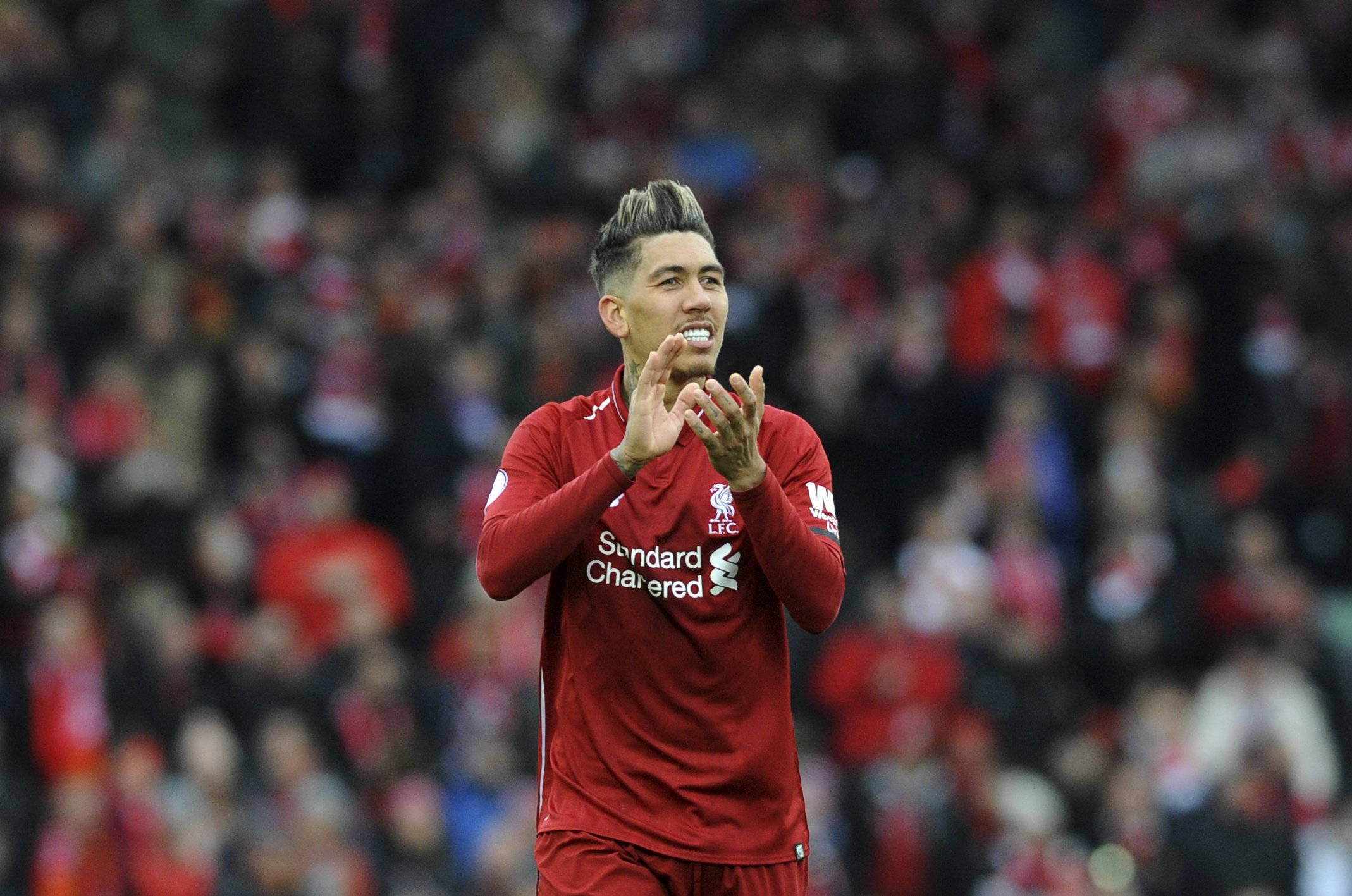 Firmino An Injury Worry For Liverpool Ahead Of Barcelona