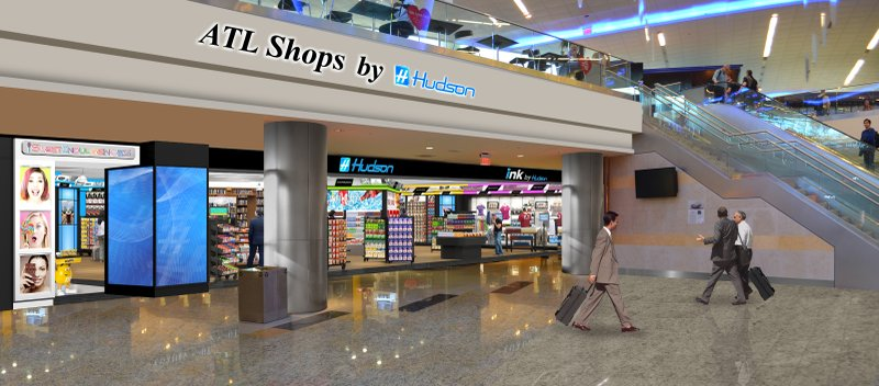 Hudson Group Announces the World's Largest Hudson Store at the World's Busiest Airport