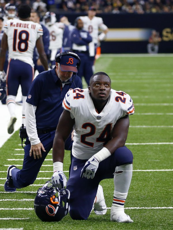 Jordan Howard, John Fox