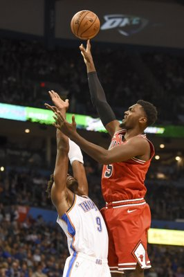 21afabd9ff3 Bulls expect Portis to miss 2-4 weeks with sprained ankle