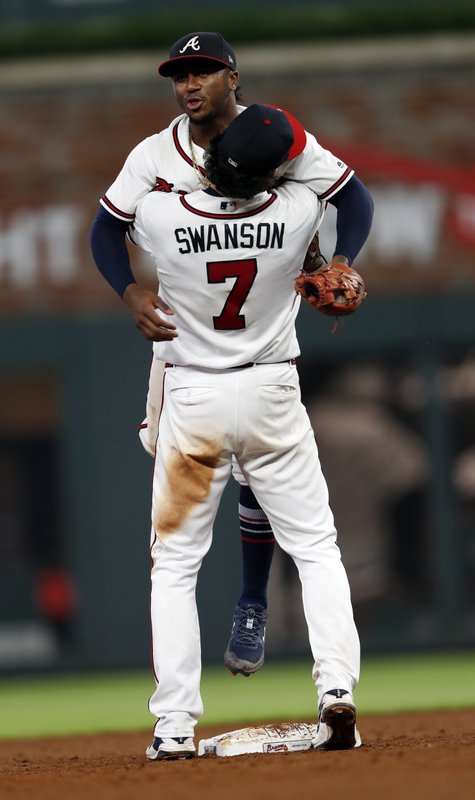 DEansby Swanson, Ozzie Albies