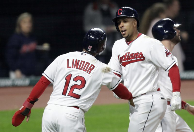 Francisco Lindor, Michael Brantley