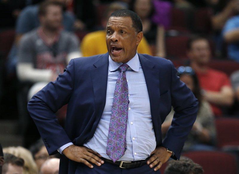 Pelicans Davis Cousins Embracing Throw Back Lineup