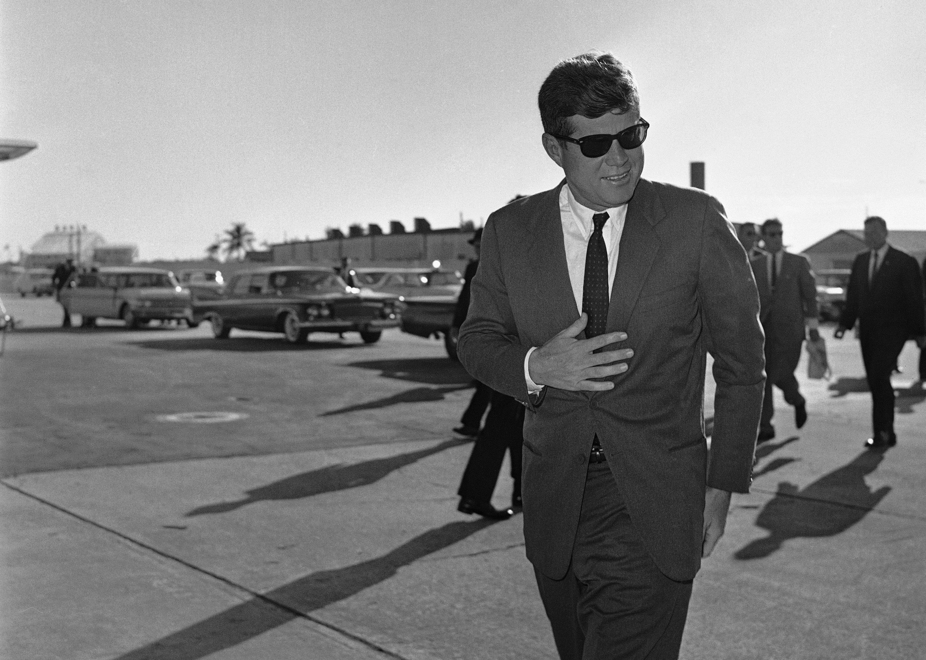 At JFK's centennial, book chronicles presidency, day-by-day