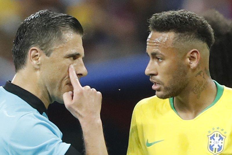 Milorad Mazic,Neymar